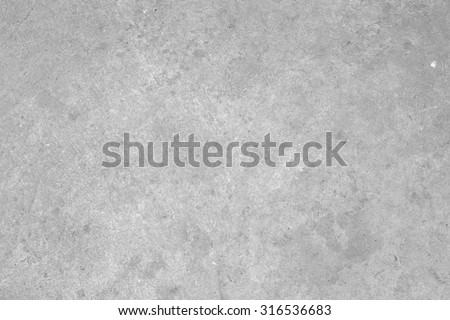 Concrete floor white dirty old cement texture