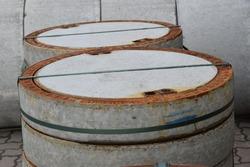Concrete manhole cover for sale