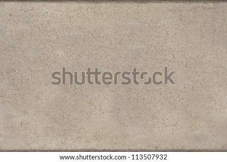 concrete pattern with lines on top and bottom
