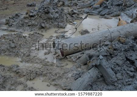 Concrete piling, Piling (Civil engineering),Ahchor pile  #1579887220