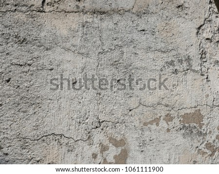 Concrete vintage wall background,old wall #1061111900