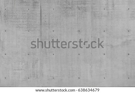 concrete wall - exposed concrete #638634679