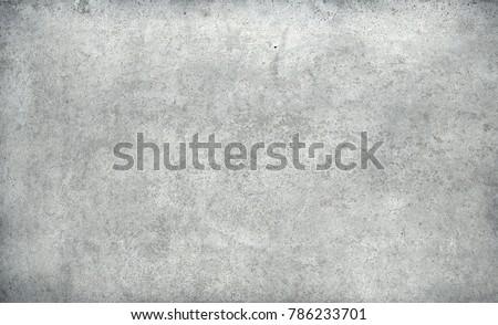 concrete wall - Exposed concrete #786233701