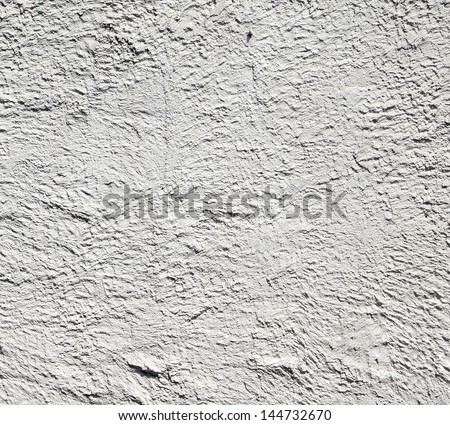 concrete white cement wall with a crumble texture