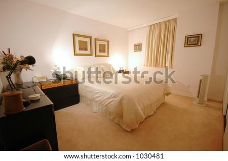 condo bed room