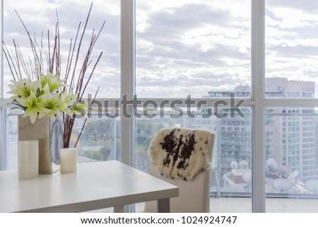 Condo Interior design #1024924747