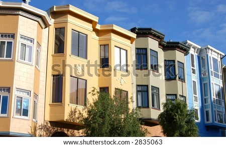condo style homes in the city of san francisco