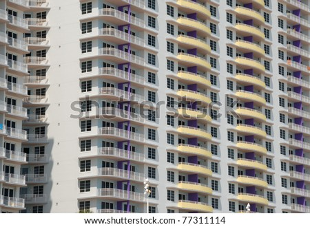 condominium on the east coast of florida usa