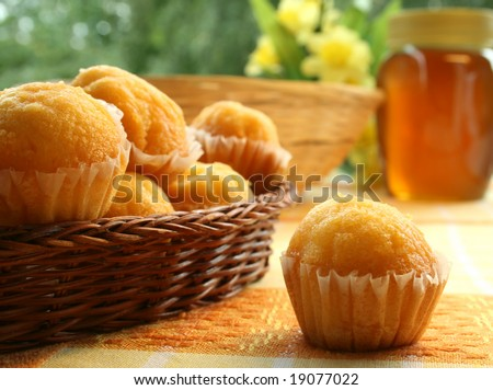 confectioner's products sweetly baked