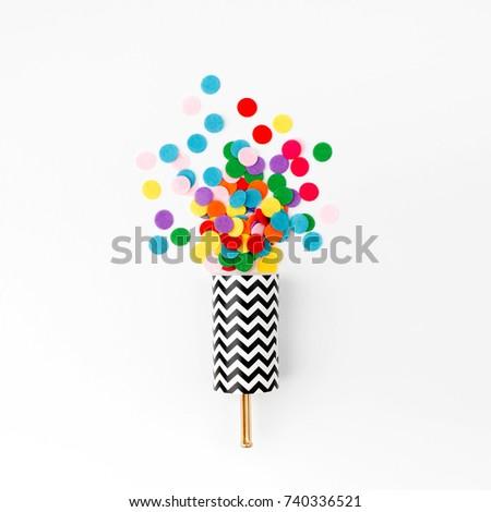 Confetti Poppers #740336521