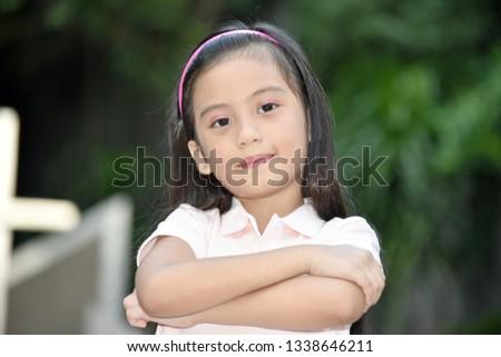 Confident Petite Diverse Female #1338646211