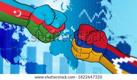 Conflict between Azerbaijan and Nagorno-Karabakh. Azerbaijan–Nagorno-Karabakh relations. Azerbaijan versus Nagorno-Karabakh. Strained relations between Azerbaijan and Nagorno-Karabakh.