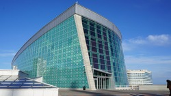 Congress hall, Ufa city, Russia