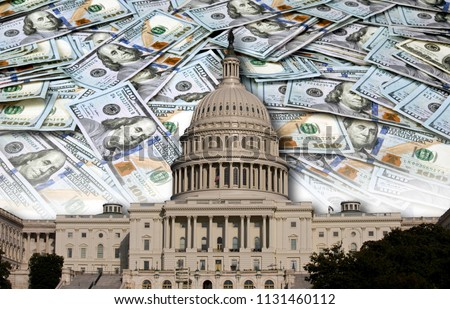 Congress spending and wasting your money.