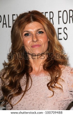 """Connie Britton at """"American Horror Story"""" at PaleyFest 2012, Saban Theater, Beverly Hills, CA 03-02-12"""
