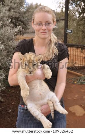 Conservation work in africa