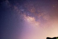 constellation sagitarius in milky way