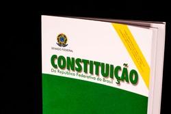Constitution of the Federative Republic of Brazil, CRFB, 1988. Brazilian constitution.