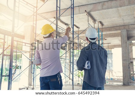 construction concepts  engineer ...