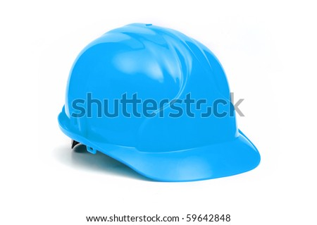 Construction Helmet - stock photo