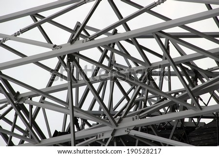 Construction joints - Shutterstock ID 190528217