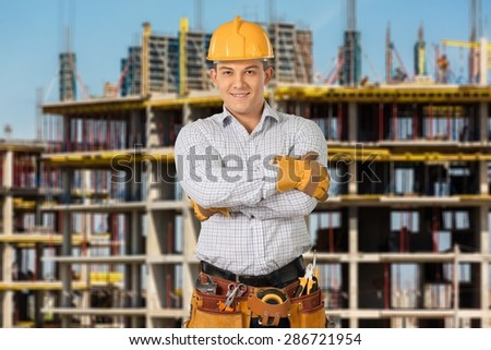 Construction, Manual Worker, Construction Worker.