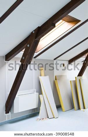 construction materials for interior renovation