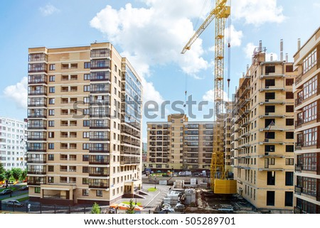 construction of a residential...