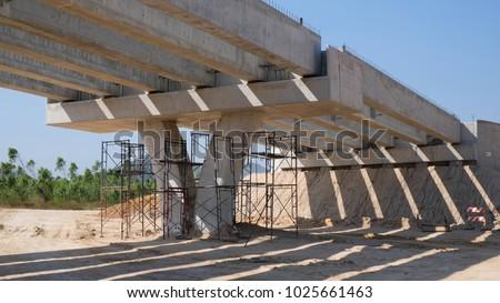 Construction of Bridges #1025661463
