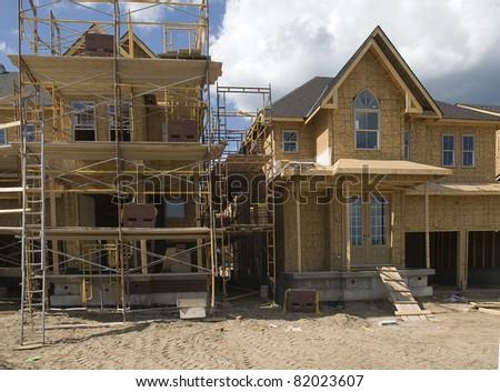construction of new development