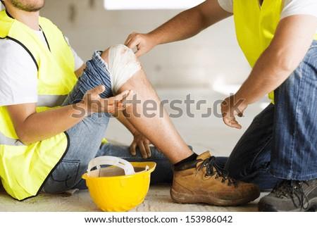 construction worker has an...