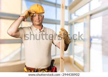 Construction Worker, Manual Worker, Construction.
