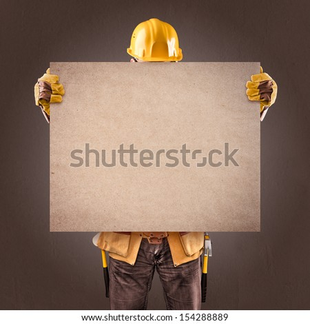 construction worker with...