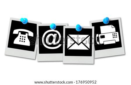 Contacts symbols #176950952