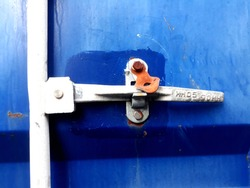 Container Handles Used to lock the scene.
