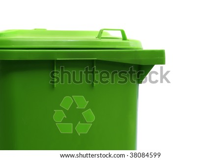 container set - green