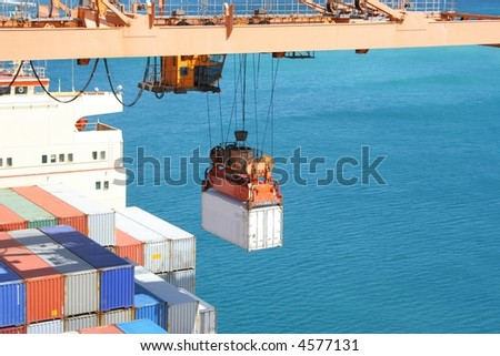 Container stacking