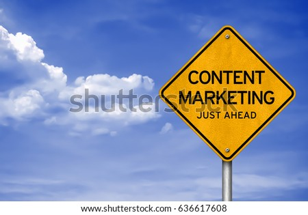 Content Marketing - just ahead