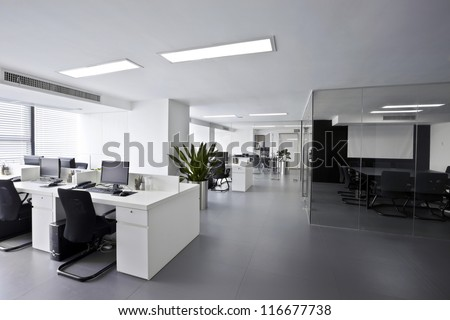 Contracted office #116677738