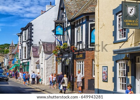 conwy  wales   august 29  2016  ...