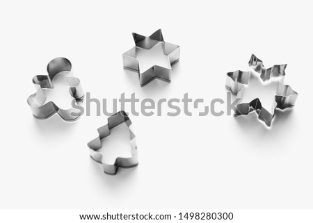 cookie cutters, metal cookie molds #1498280300