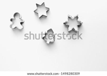cookie cutters, metal cookie molds #1498280309