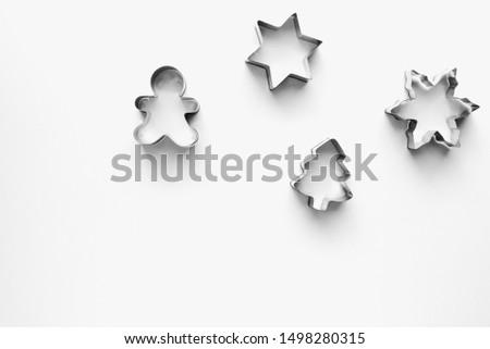 cookie cutters, metal cookie molds #1498280315