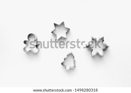 cookie cutters, metal cookie molds #1498280318