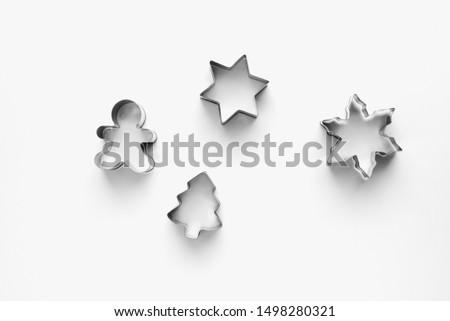 cookie cutters, metal cookie molds #1498280321