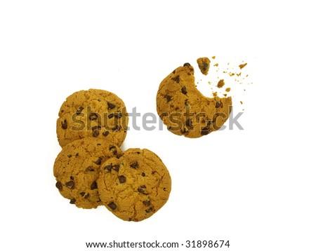 Cookie ensemble of 4