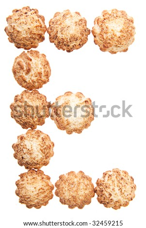 "cookiE (letter ""E"" of ""cookie"" or ""cookies"" (or another word)"