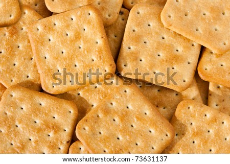 cookies, Saltine cracker, background