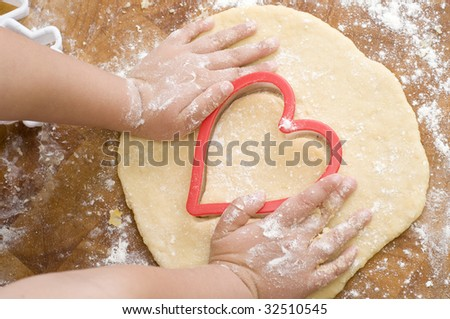 Cookies with love