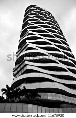Cool Apartment Building